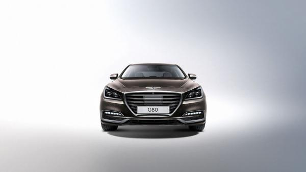 Hyundai Genesis обновлен и переименован