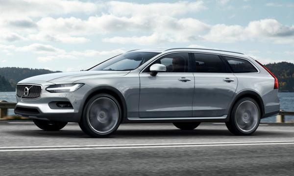 Volvo готовят V90 Cross Country
