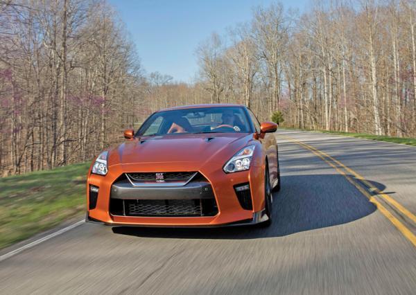Nissan GT-R: нестареющий Годзилла
