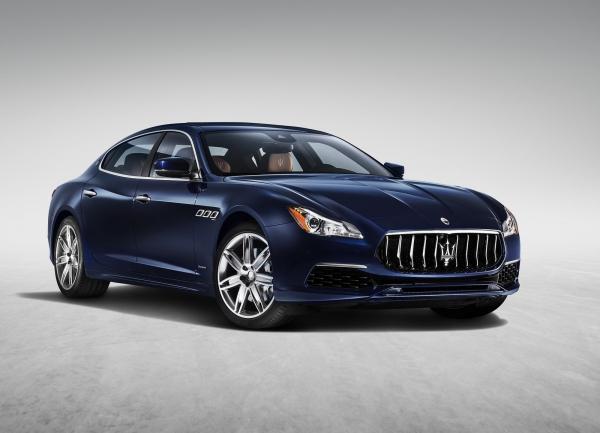 Maserati Quattroporte обновлен