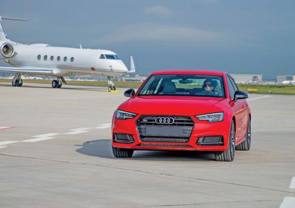 Audi S4: переход на турбонаддув
