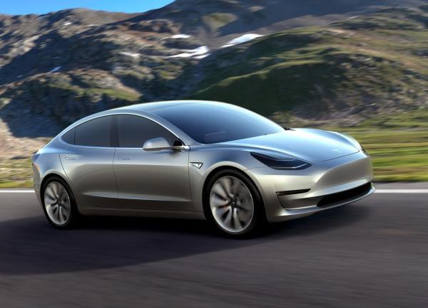 Рассекречены характеристики Tesla Model 3