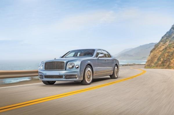 Bentley Mulsanne: резвый гигант
