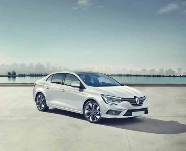 Renault Megane Sedan: возвращение