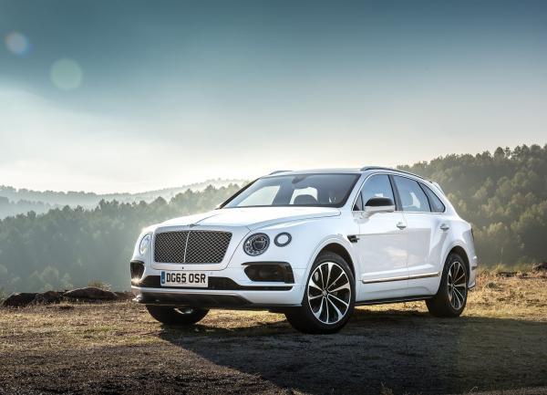 Bentley Bentayga оснастят 4,0-литровым дизелем с электрическим наддувом