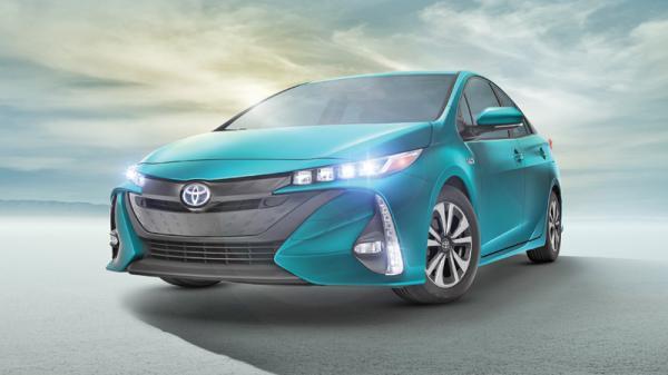 Toyota Prius Prime: эволюция