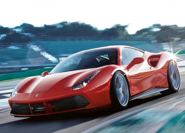 Ferrari 488 GTB Speciale получит систему рекуперации тормозной энергии