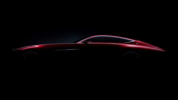Maybach покажут концептуальное купе