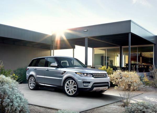 Range Rover Sport получил 2,0-литровый турбодизель