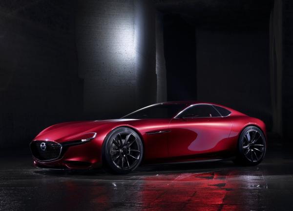 Mazda RX-9 появится в 2020 году