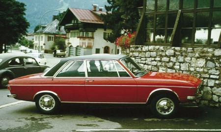 Audi 100: властелин колец…
