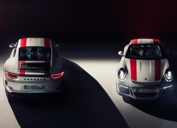 Porsche 911 R: возвращение к истокам
