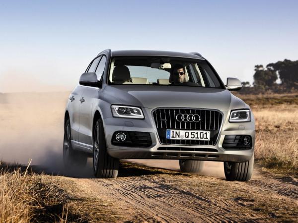 Audi Q5, Infiniti QX50 и Mercedes-Benz GLC: вседорожный премиум-класс