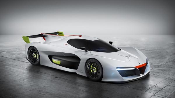 Pininfarina выпустят водородное спорткупе