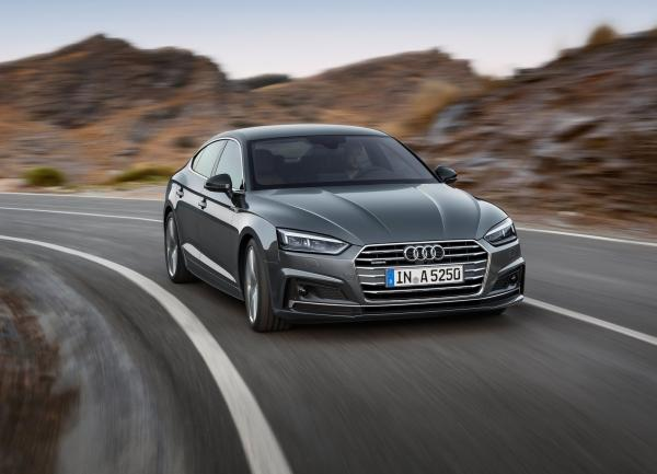 Audi A5 Sportback: второе поколение