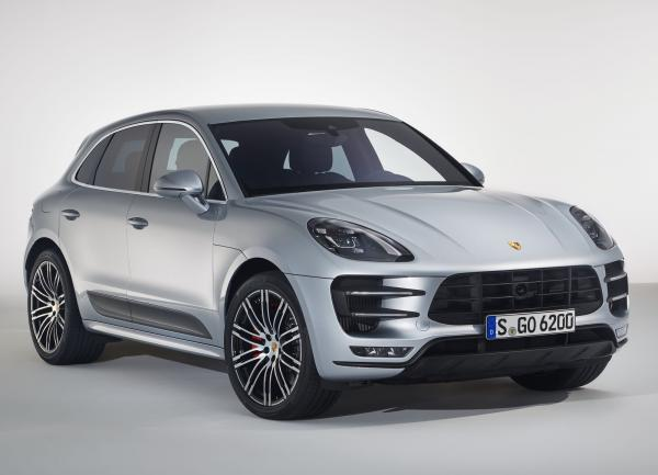 Porsche Macan Turbo Performance Package: прибавка в мощности