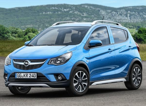 Вседорожный Opel Karl Rocks