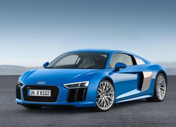 Audi R8 получит двигатель V6