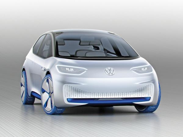 Volkswagen ID: предвестник электрического первенца марки