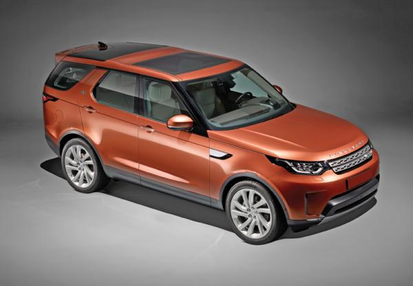 Land Rover Discovery: преображение
