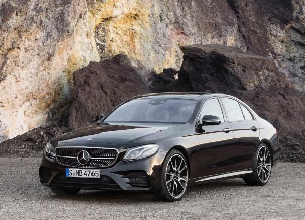 Новый Mercedes-AMG E63 станет полноприводным