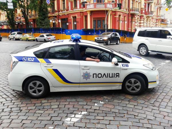 В Украине появится дорожно-патрульная полиция
