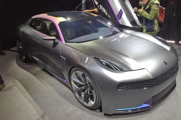 Lynk&Co Concept Car представлен в Берлине