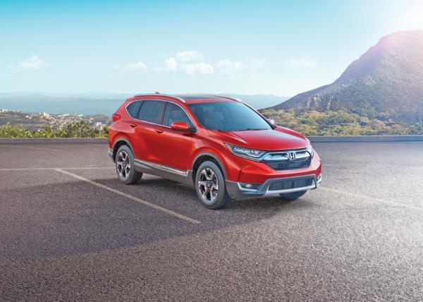 Honda CR-V: эволюционный путь