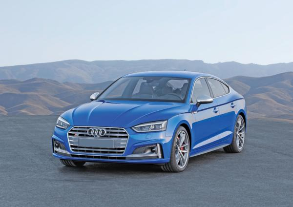 Audi A5 Sportback: продолжение истории