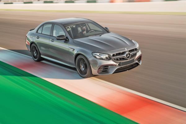 Mercedes-AMG E63: разумная мощь