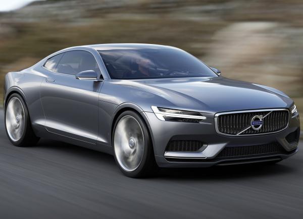 Новое купе Volvo появится до 2020 года