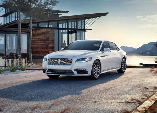 Lincoln Continental: неоклассика