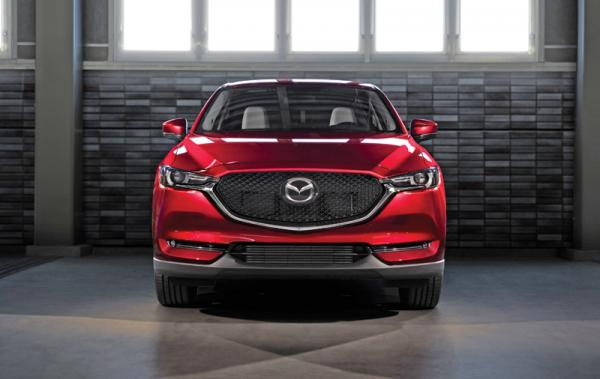 Mazda CX-5: смена поколений