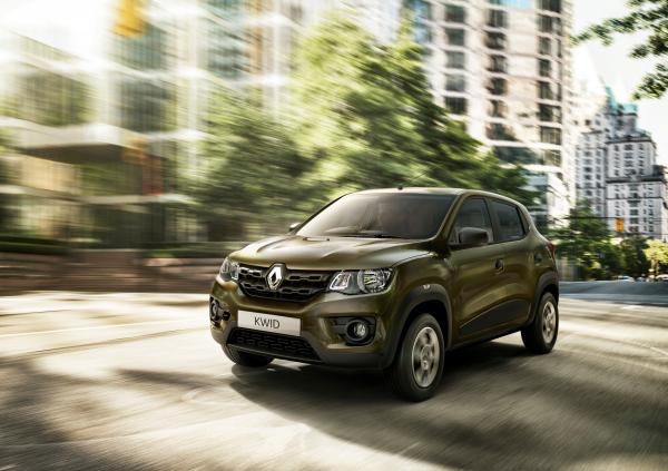 Renault Kwid придет в Европу, как Dacia