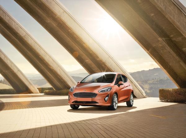 Ford Fiesta: разнообразие версий