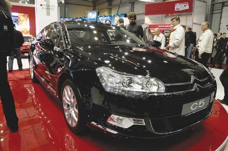 ВААИД Kyiv Automotive Show 2008 Третий шаг вперед (Часть 3)