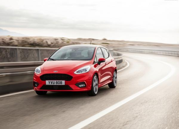 Ford Fiesta ST появится в 2017 году