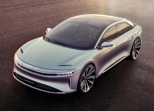 Lucid Air: премиальный электромобиль по-китайски