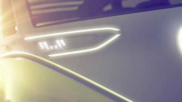 Volkswagen готовит новый электромобиль