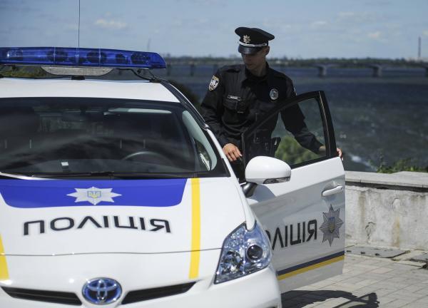 Дорожно-патрульная полиция Украины заработает в 2017 году