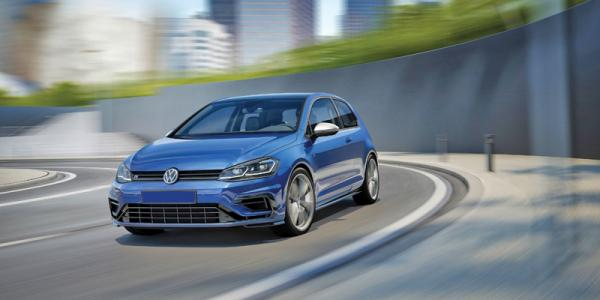 Volkswagen Golf R: плановая модернизация флагмана