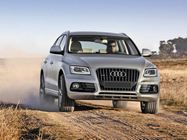 Audi Q5, Land Rover Discovery Sport и Volvo XC60: премиум для экономных