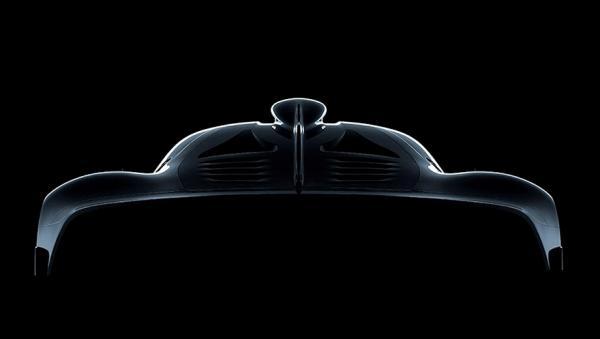 Mercedes-AMG Project One – новые подробности гибридного спорткупе