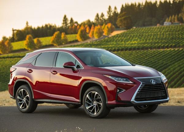 Lexus RX станет семиместным