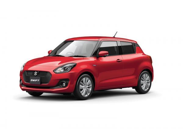 Suzuki Swift: четвертый дубль