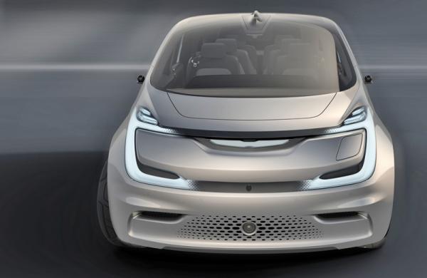 Chrysler Portal: автономность – в массы