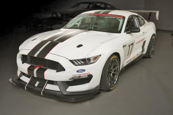 Ford Mustang Shelby FP350S: для профессиональных гонщиков и любителей