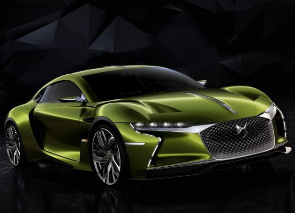 Электрическое купе Citroen появится в 2021 году