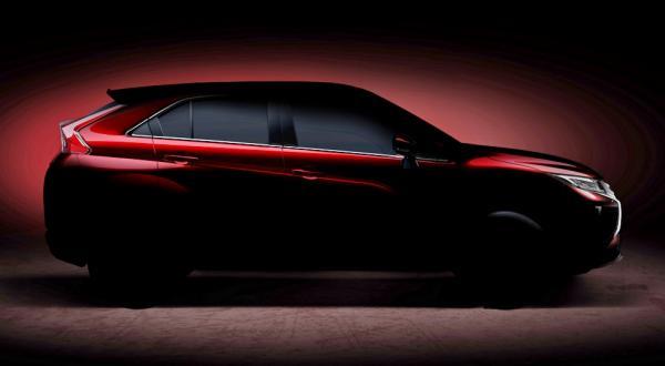 Спортивный вседорожник Mitsubishi покажут в Женеве