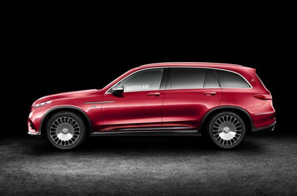 Mercedes-Benz готовит вседорожник Maybach